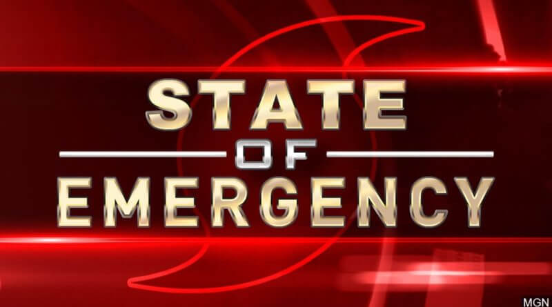 Reeves Declares State of Emergency Due to Tropical Storms