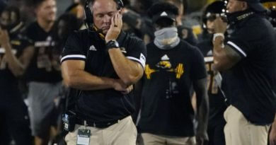 BREAKING: Jay Hopson Resigns as Head Football Coach of Southern Miss